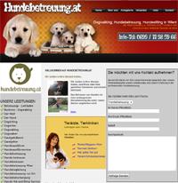 Hundebetreuung in Wien