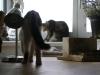 Hauskatzen Babybetreuung Wien - Baby Katzensitter Wien